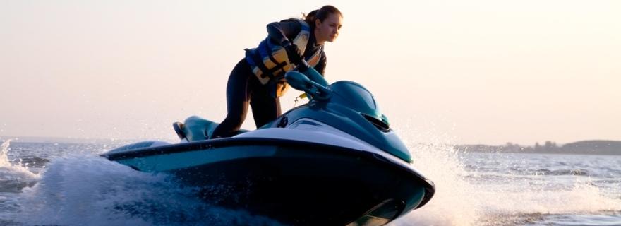 Los seguros para motos de agua más baratos
