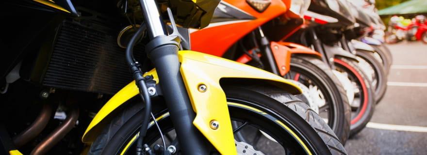 Contratar seguro barato para motos deportivas