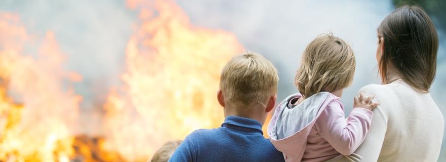 Seguro de hogar:cobertura de incendio