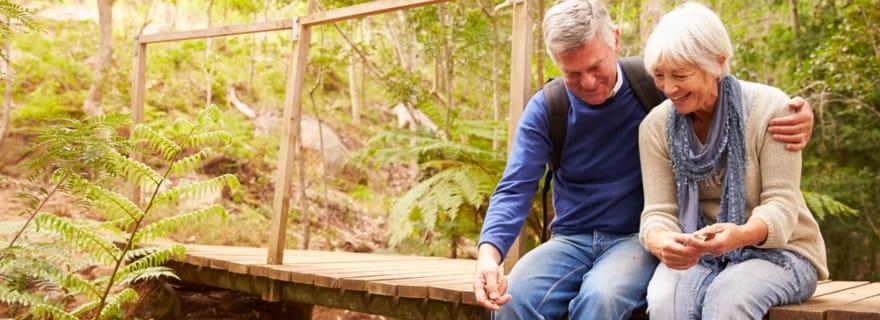 Las coberturas de un seguro de vida para mayores de 65 años