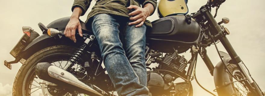 Las mejores coberturas del seguro para motos de 125
