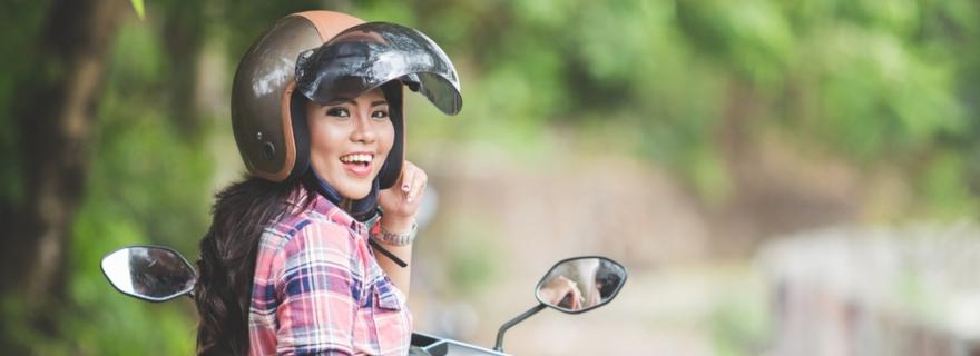 El seguro de moto para jóvenes más barato