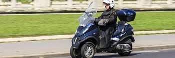Seguro motos de tres ruedas