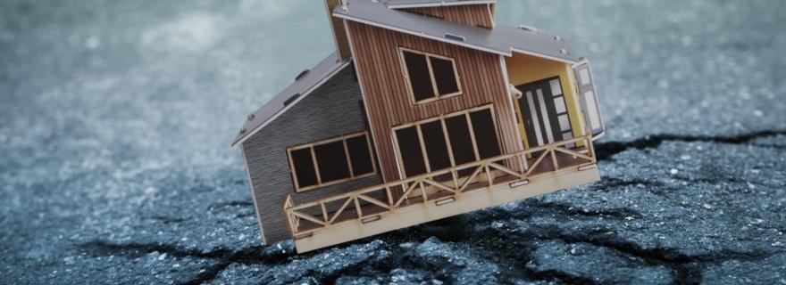 Cómo actúa el seguro en caso de terremoto