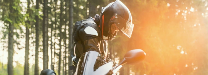 Seguro de moto: póliza a todo riesgo