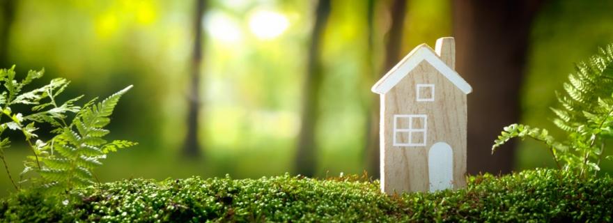 El seguro de hogar te ayuda a tener una casa sostenible